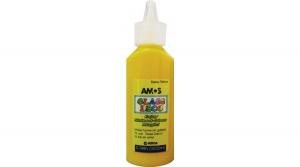 Amos üvegfóliafesték 22 ml, napsárga