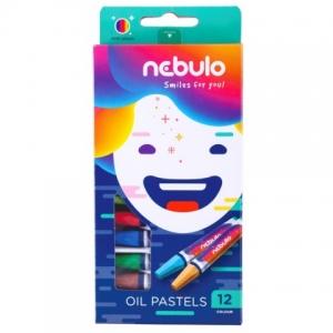 Nebulo olaj pasztell színes 12db-os