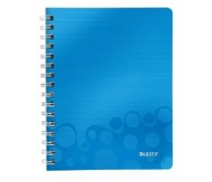 Neo Colori spirálfüzet A/5, vonalas, kék