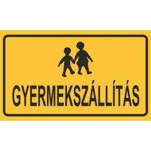 MATRICA GYERMEKSZÁLLÍTÁS, 25X15