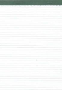 JEGYZETTÖMB A/5 FEJBEN SAPKÁZOTT VONALAS