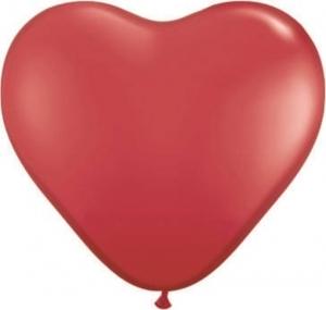 Latex Szív alakú lufi 8 db-os