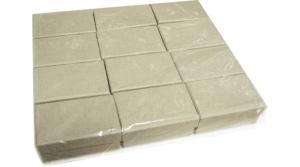 Natúr papírdoboz téglalap alakú