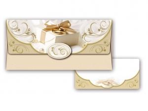 Pénzes boríték, esküvői