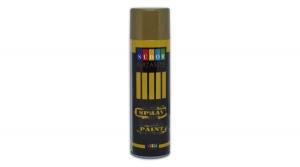 Südor festékspray 200 ml, arany