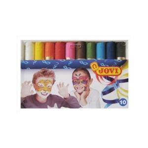 Jovi arcfesték készlet 10 db-os