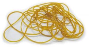 Office Art postázó gumigyűrű, 60x2 mm-es, 1000gr