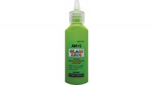 Amos üvegfóliafesték 22 ml, világoszöld